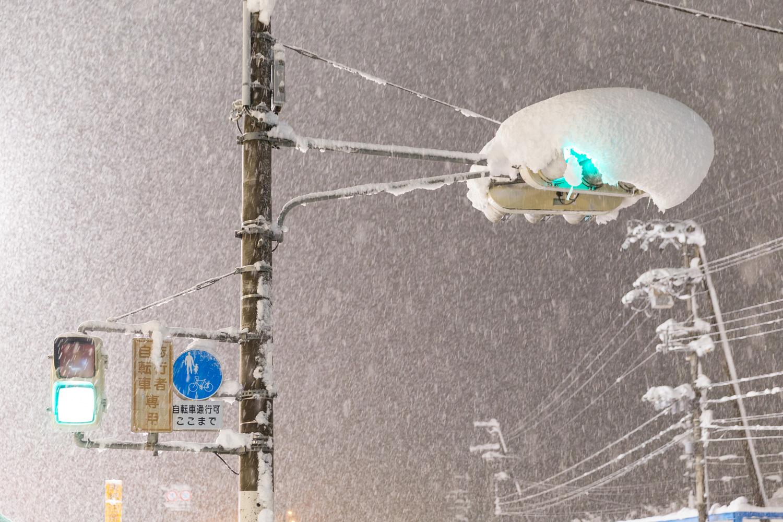 冬の事故1