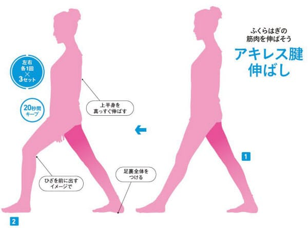 HOW TO ストレッチ